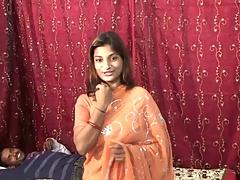 Khushi And Raj In A Hot Desi Porno Movie scene